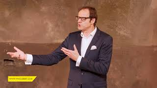 German Humor meets American Mentality / Science Comedian Vince Ebert