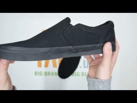 2e1c531eaf Pickup Vans Sk8 Hi Premium Leather Black White - Black Leather Vans Ebay