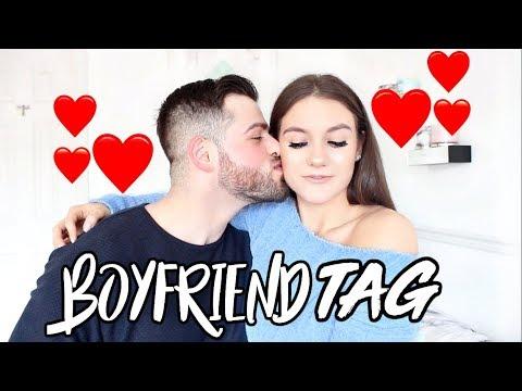 BOYFRIEND TAG | Nicoletta And Nicholas