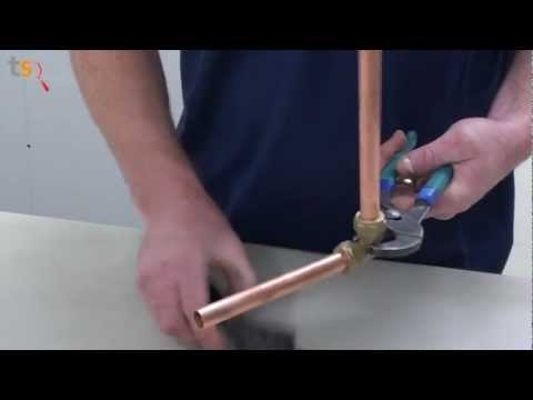 Tommy's Trade Secrets - How to do Compression Fittings