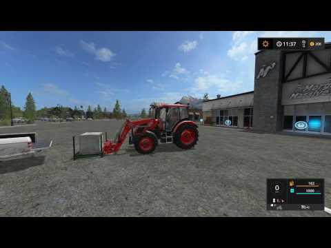 Farming Simulator 17 Buying Seeds in Multiplayer