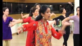 bhare naina dance ( triwat school of dance , Paris)