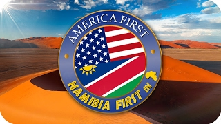 America First /NAMIBIA FIRST (NOT SECOND)   Response to the Netherlands Trump welcome video