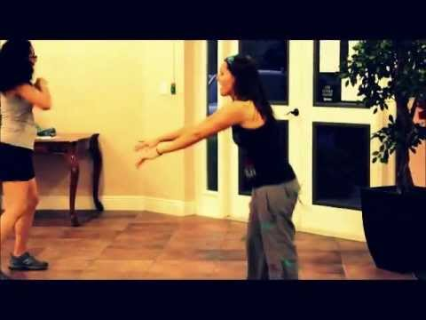 Zumba Fitness Instructor teach 4 weeks after having baby: Gasolina by Daddy Yankee