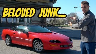 Here's Why The 4th Generation Chevrolet Camaro Is Loved By Many, Even Though It's Junk