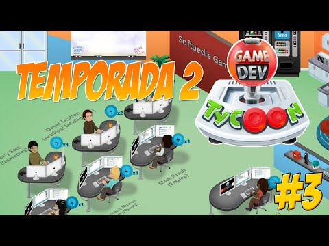 MMO!!! - Game Dev Tycoon Temporada 2 Ep 3