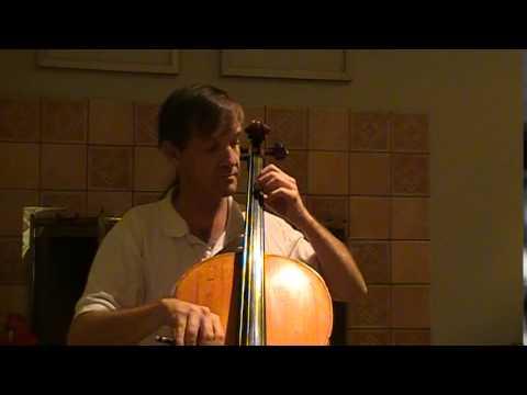 Vibrato for Cello ~~ A Start (Tutorial)