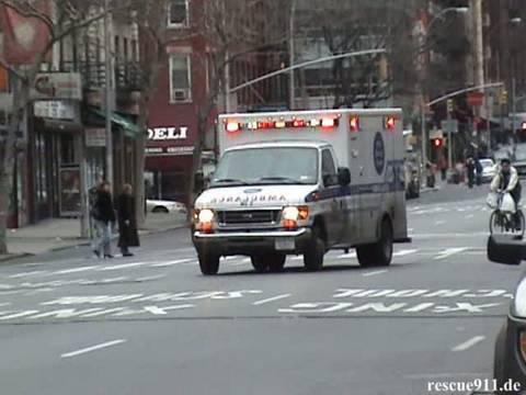 Ambulance NYU Medical Center