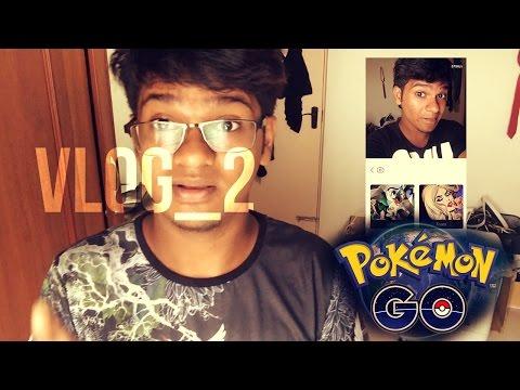 Vlog_2-Savvy Beggars,Prisma and Pokemon Go #YoutubeCapture