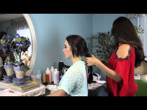 How to Braid With Layers : Dress Your Tresses
