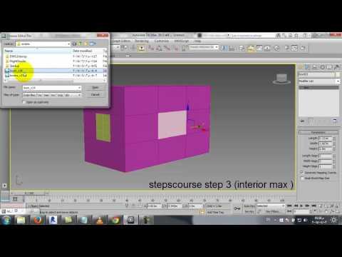 Loom (windows & doors) plugin 3d max 2013