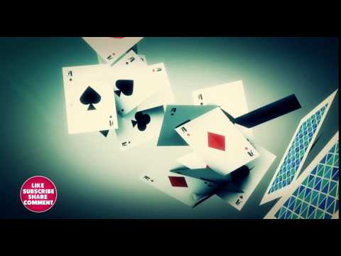 POKER CARD CINEMA 4D INTRO& AFTER EFFECT TEMPLATES