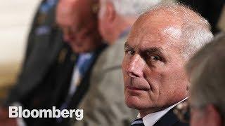 Can John Kelly Bring Order to Trump
