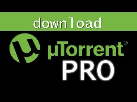 uTorrent Pro 2018 - Já Ativado (download)