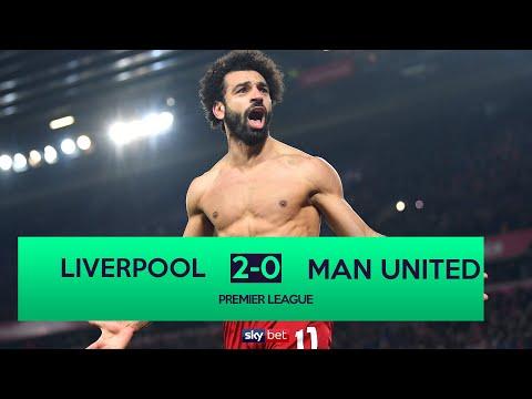 Liverpool 2-0 Manchester United | Mo Salah's late goal secures unbeaten run!