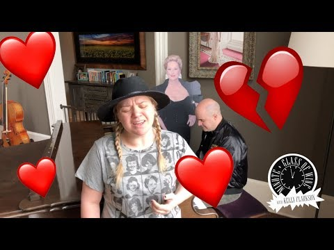 Minute + a Glass of Wine - Episode Three - I Don't Think About You...Valentines Day!