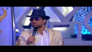 2nd Hum Awards Vasay Chaudhry Teasing Hamza Ali Abbasi , Nouman Ijaz &