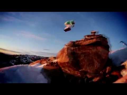 Snowboarding Montage By Arvydas Laurinaitis