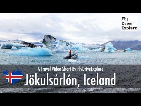 Jökulsárlón Glacier Lagoon - Incredible Iceland