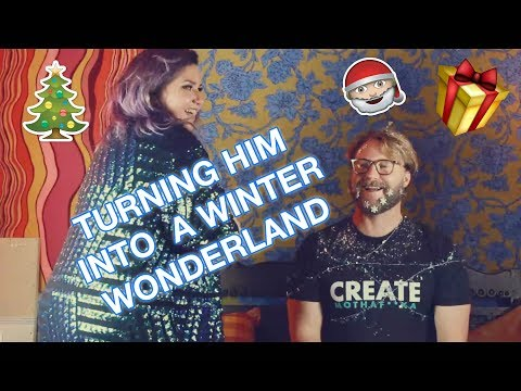 MERRY BEARDMAS | A Special VLOGMAS video - Meet Brian from Magiclinks | Sometimes Glam
