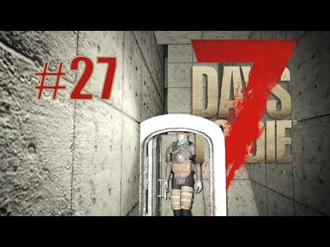 7 Days to die   Tapus ang underground #27 (TAGALOG)