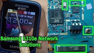 Samsung B310e Network Problem Solution