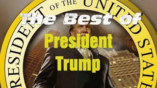 The Best of President Trump 2017