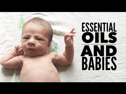 Using Essential Oils on Babies Class
