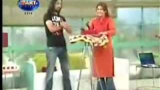 1/3 Kiss of Death (Snake) - Dr. Shaista - ARY Morning Show - May 5, 2009