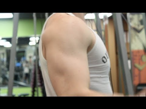 The BEST rear delt exercise to get bigger shoulders