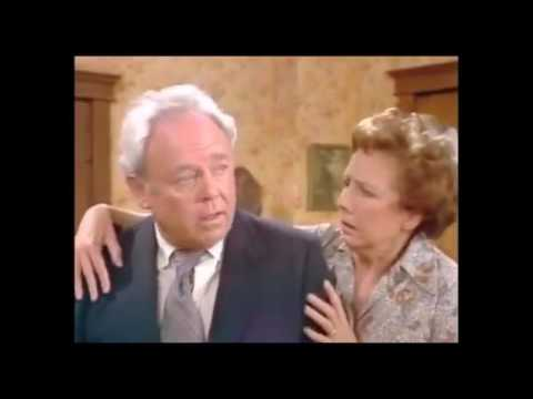 Inside Archie's Mind After Edith's Death (All in the Family)(Dads Videos Montage)