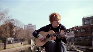 Ed Sheeran Small Bump Acoustic Boat Sessions