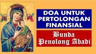 Doa Untuk Pertolongan Finansial Bunda Penolong Abadi