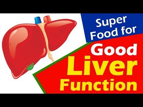 Super Food for good Liver Function - Natural Foods For Healthy Liver - Best Liver Cleansing Foods