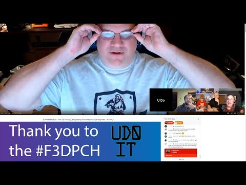 #F3DPCH Thank You Video for our F3DPCH Supporters - Send Me your Logos and Headshots for Banner #2