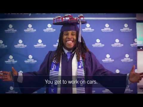 TCC Stories presents: Short-term Programs to Jobs