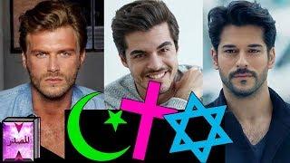 ☪️ ديانات الفنانين الأتراك ✝️