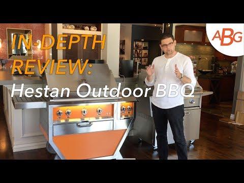 Hestan Outdoor BBQ 55