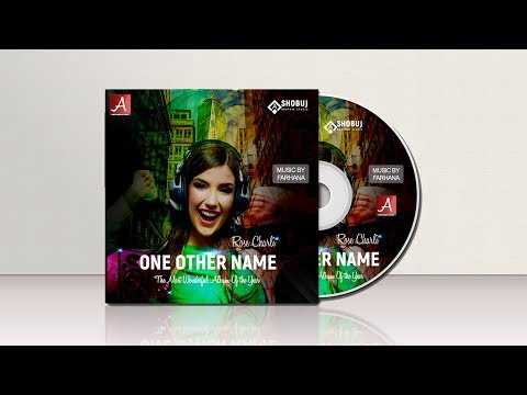 How to Make Dvd Cover Design | Photoshop cc Tutorial 2018