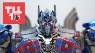 The Last Knight: Voyager Optimus Prime Stop-Motion Review
