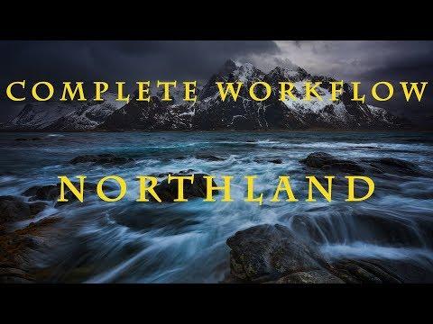 Complete Workflow - Northland Timelapse