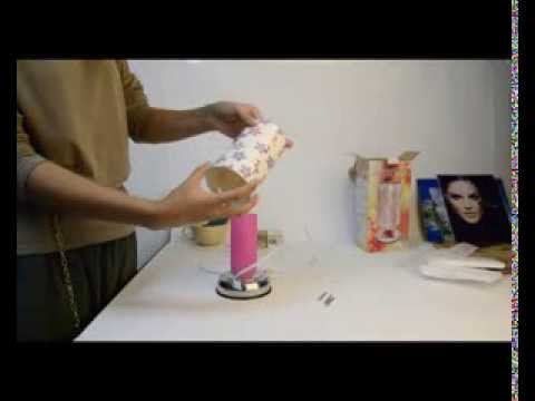 New Sublimation Touch Lamp, Sublimation Fragrance Lamp