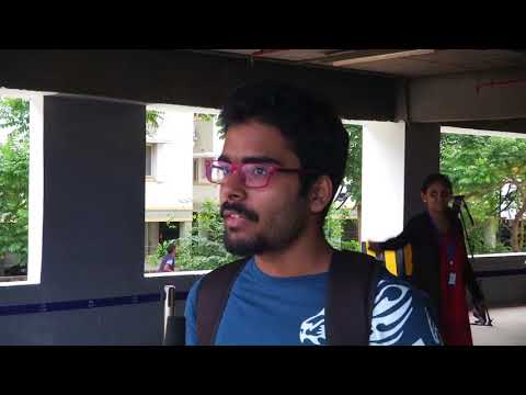 NPTEL : NOC Exam Feedback : ION Digital Zone - Chennai, Oct 2017 - Part 1