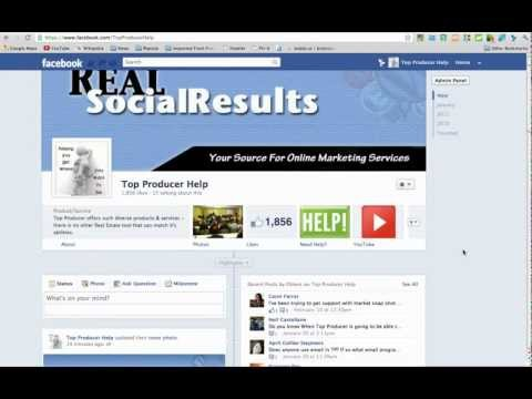 Facebook Business Page Timeline Layout What When How Long Tutorial