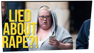 Woman Jailed For False Rape Claims ft. Steve Greene, Nikki Limo & DavidSoComedy