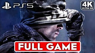 CALL OF DUTY GHOSTS PS5 Gameplay Walkthrough Part 1 Campaign FULL GAME [4K 60FPS] - No Commentary