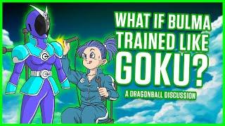 Download WHAT IF BULMA TRAINED LIKE GOKU? | MasakoX Video