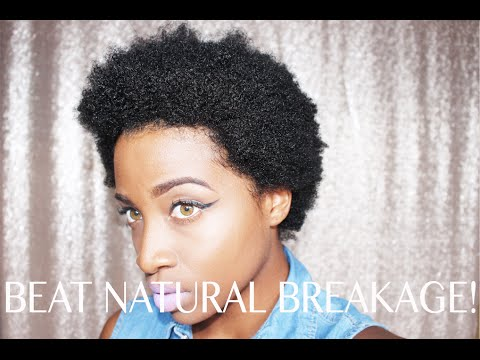 Natural Hair Breakage | How To Prevent and Repair