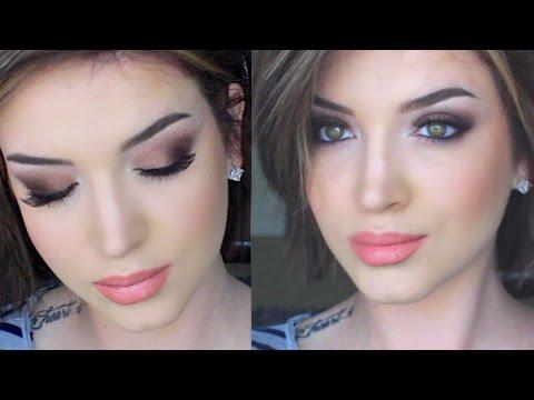 Daytime Glam | Matte Makeup Tutorial