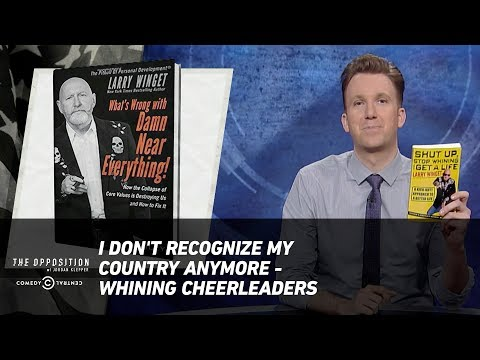 Solar Panels and Whining Cheerleaders - The Opposition w/ Jordan Klepper